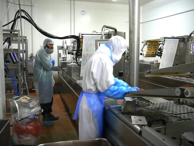 Centro de procesamiento de carne «CHILEHALAL»