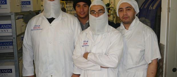 """Chilehalal trabajando en Centro de procesamiento de carnes """"halal'"""