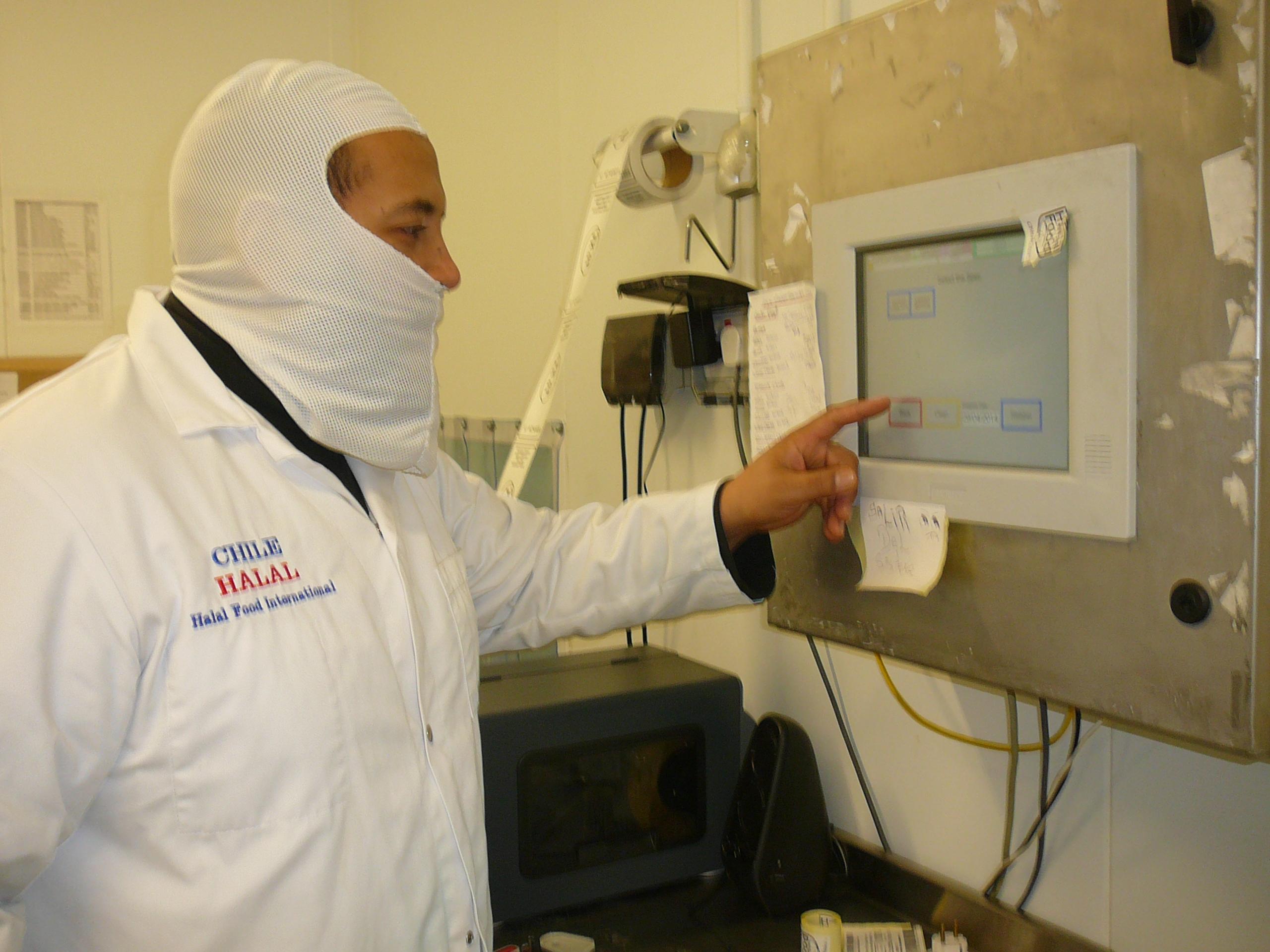 Control de calidad Chilehalal