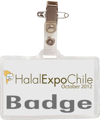 Regístrese ahora para la Halalexpochile de octubre 2012