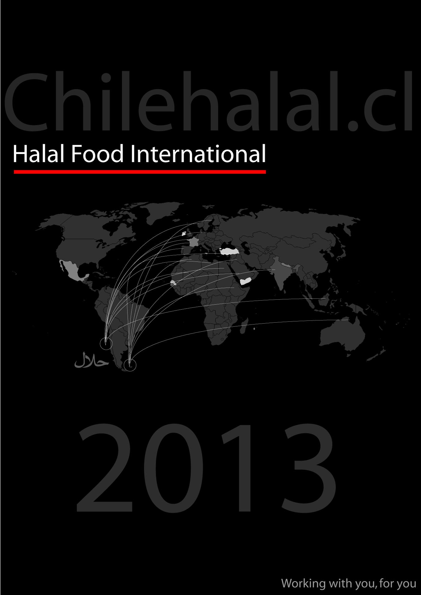 28.500 corderos halal con marca Chilehalal exportados a Europa y el Oriente Medio