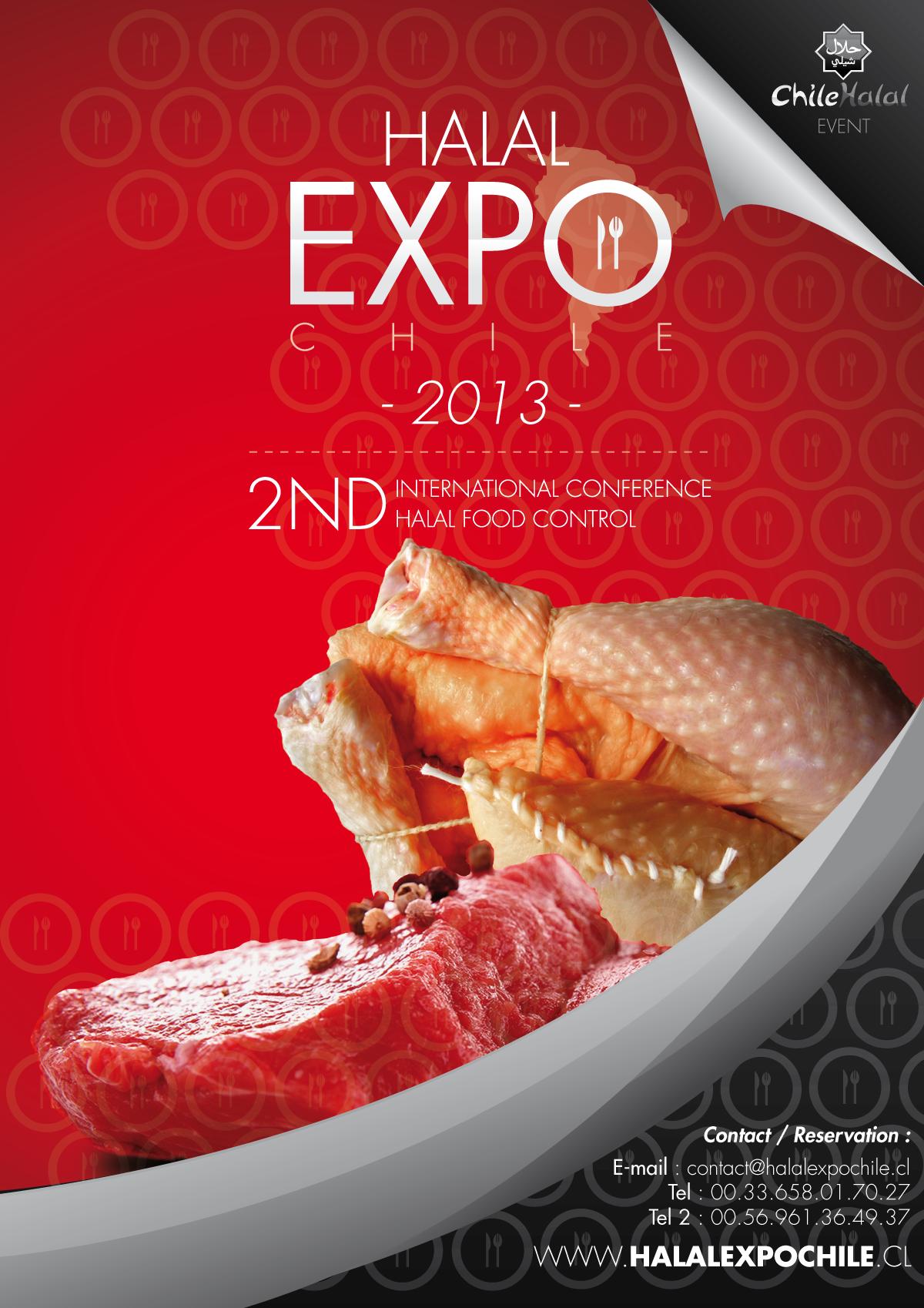 La HalalExpoChile 2013 Segunda Edicion