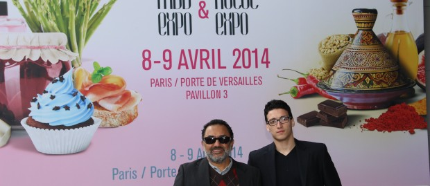 Chilehalal en HalalParis Expo 2014