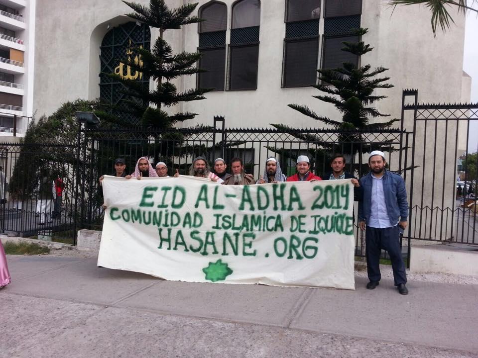 Operación Eid 2014 en Chile con Hasene.org, Chilehalal y «Musulmanes en Chile» KURBAN 2014