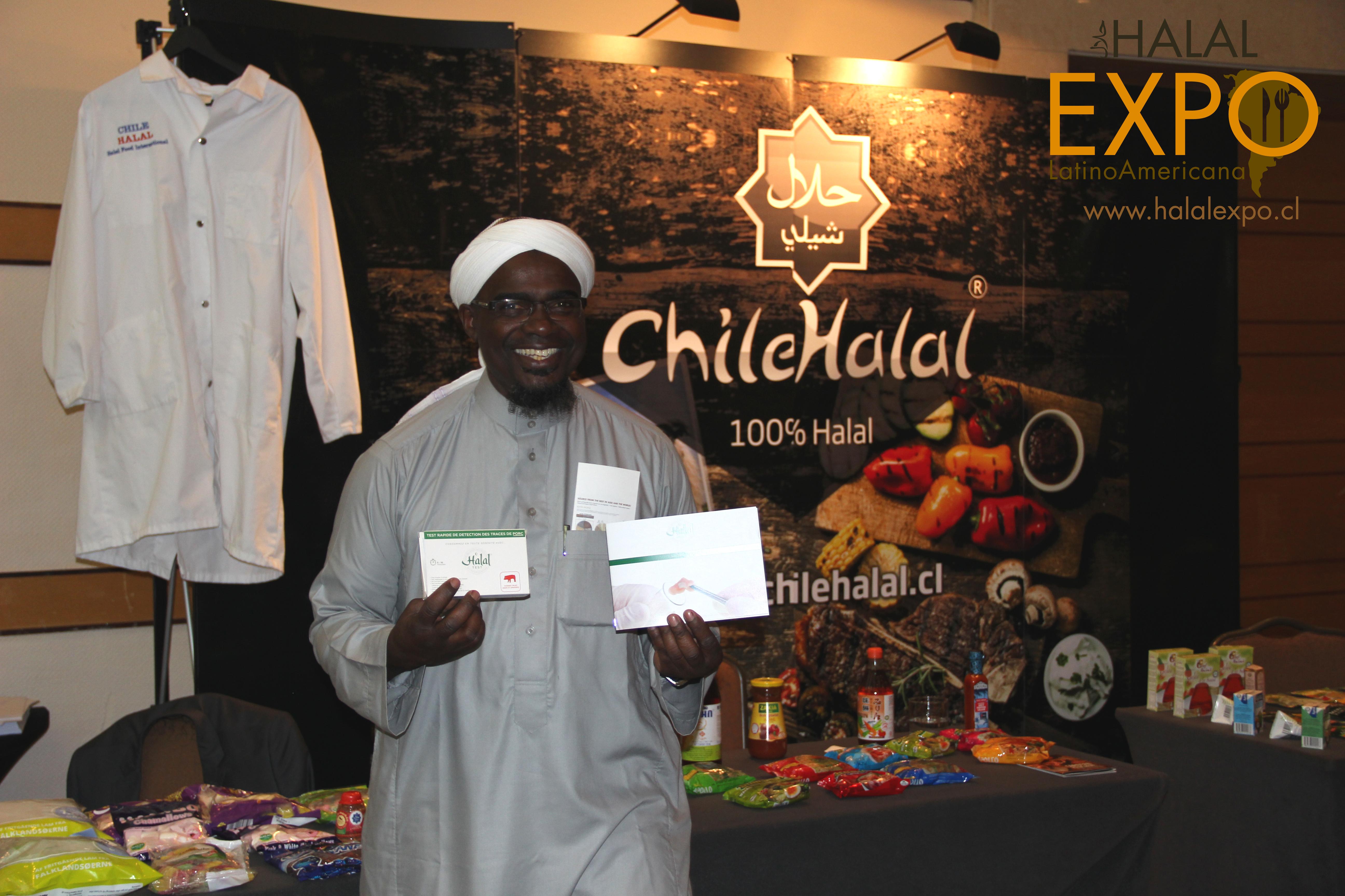 Chilehalal en la Halal Expo Latino Americana 2014