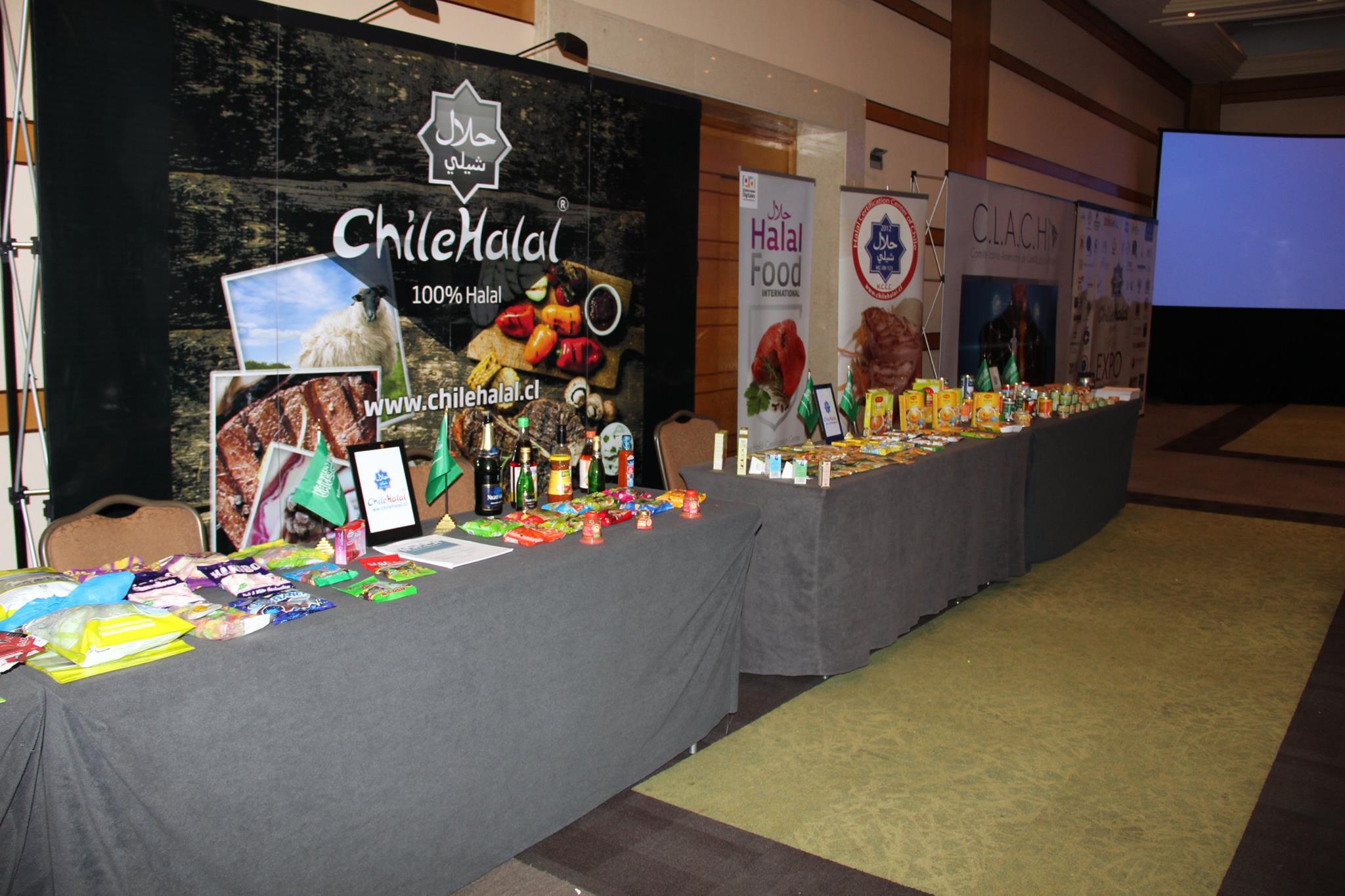 Chilehalal Patrocinador oficial de la 4°Halal Expo Latino Americana 2015