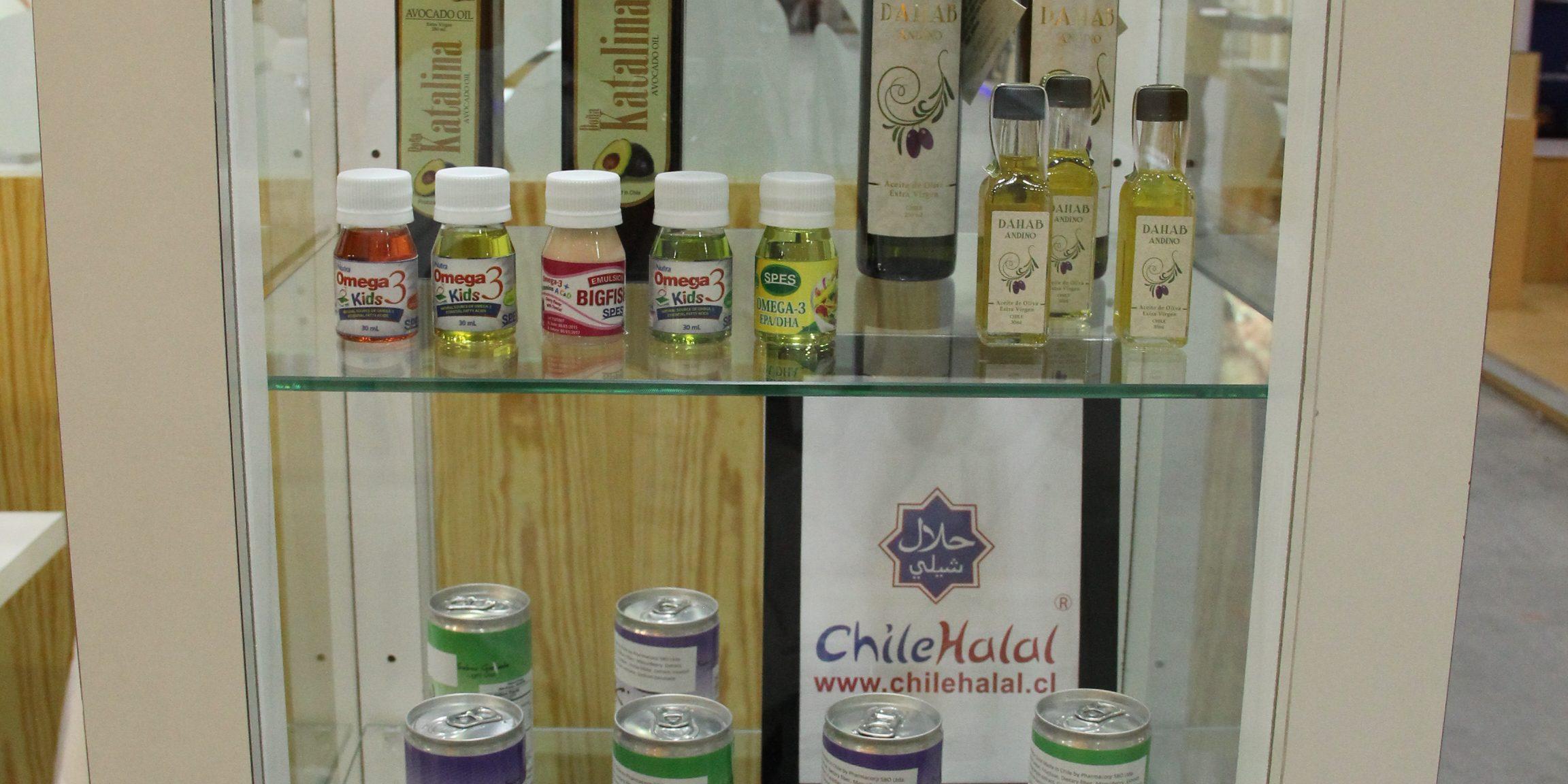 Expo 2015 Stand Enel : Chilehalal en gulfood 2015 dubaï promoviendo los productos chilenos
