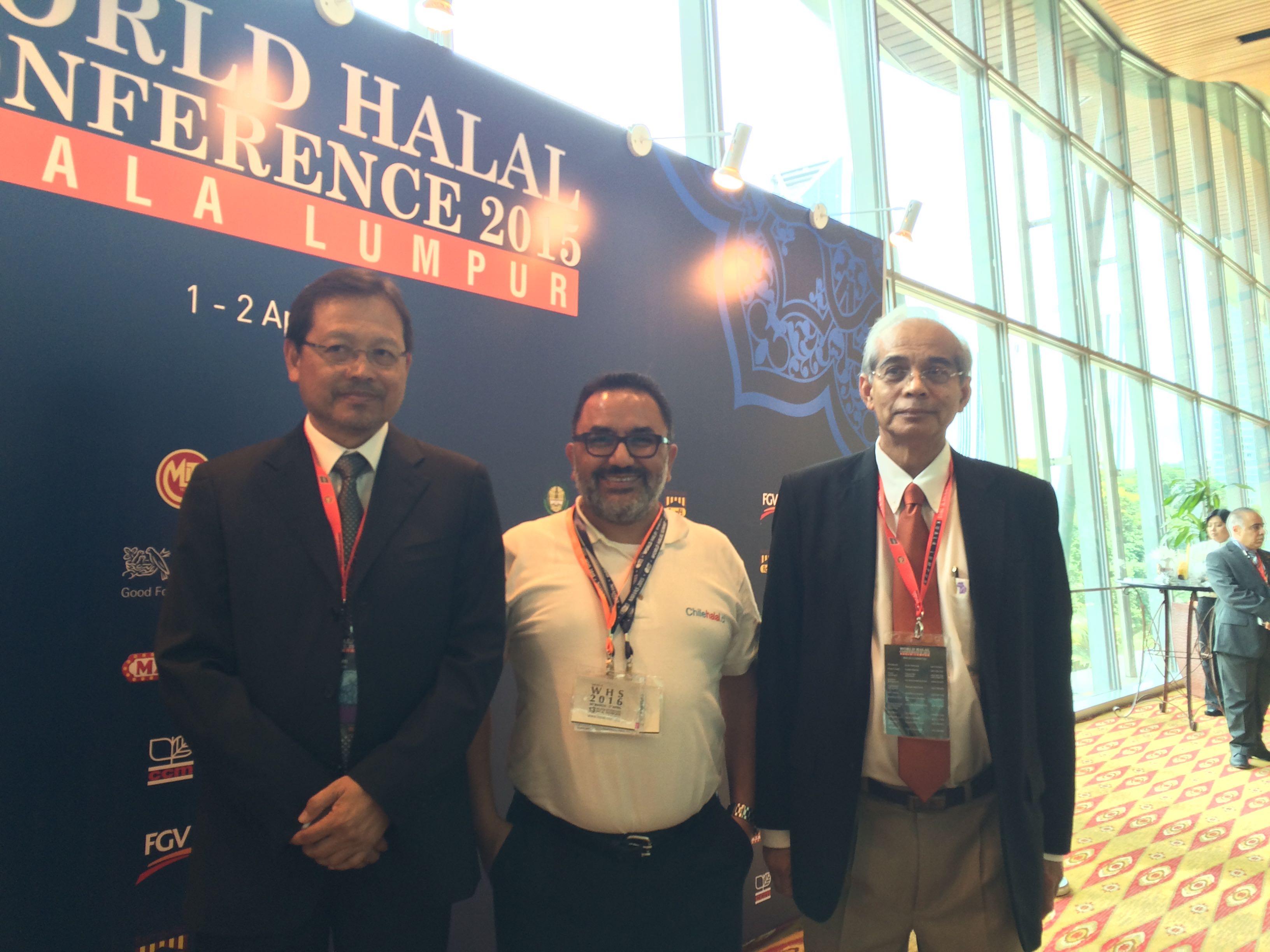 Chilehalal Participa en la «World Halal Conference 2015» en Kuala Lampur Malasia.