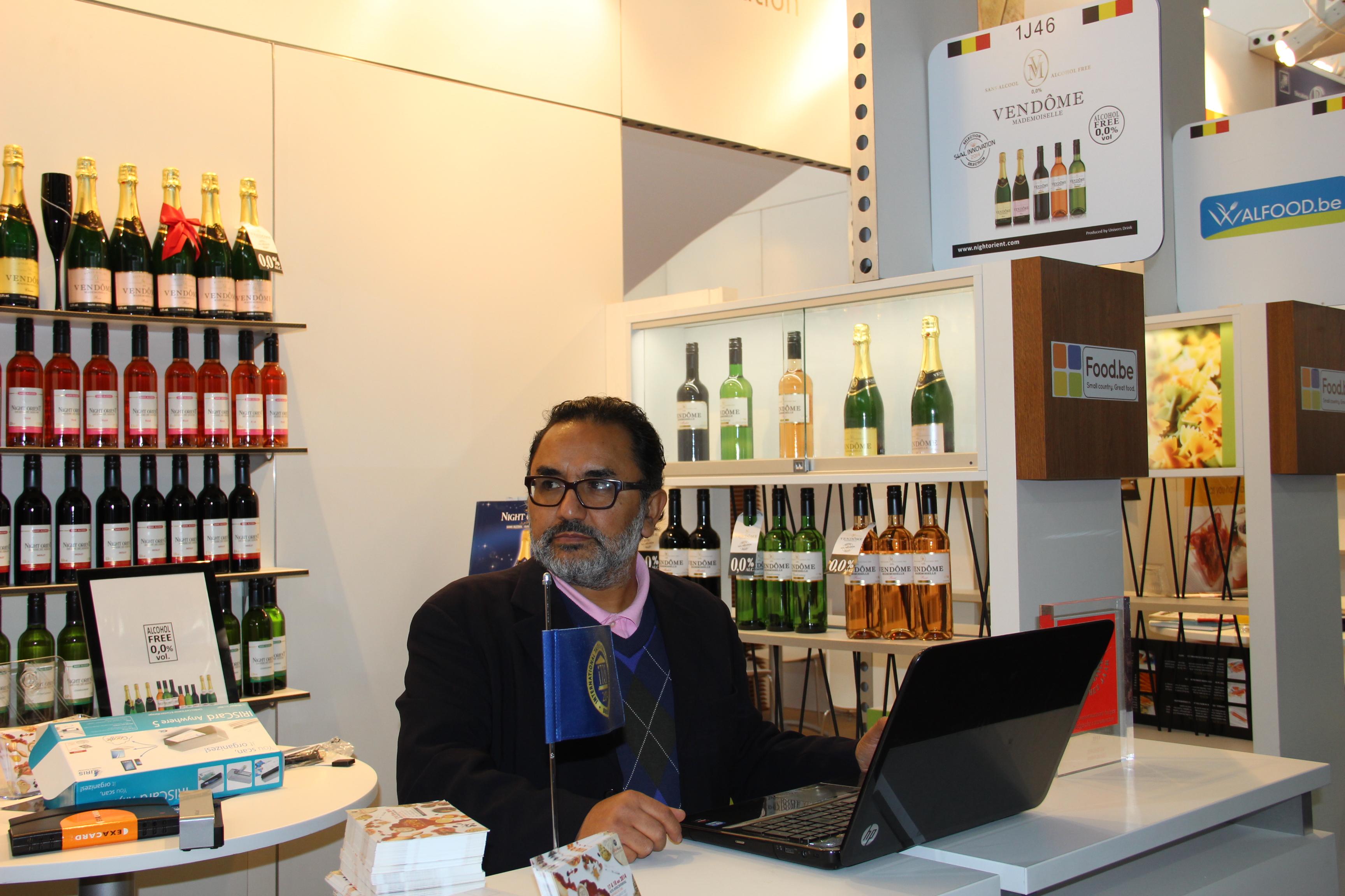 Chilehalal Participa a la Expo SIRHA en Lyon Francia (24-28 de Enero 2015) promoviendo a la Halal Expo Latino Americana 2015