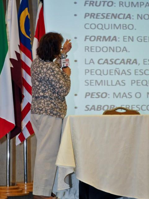 HALAL EXPO LATINOAMERICANA: Esta instancia se realizó en Santiago y le permitió generar contactos para iniciar, eventualmente, exportaciones a diferentes partes del mundo.