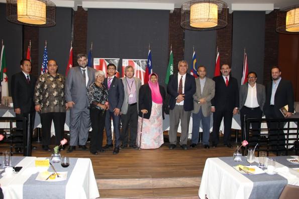 4°Halal Dinner en la HalalExpo LatinoAmericana 2015