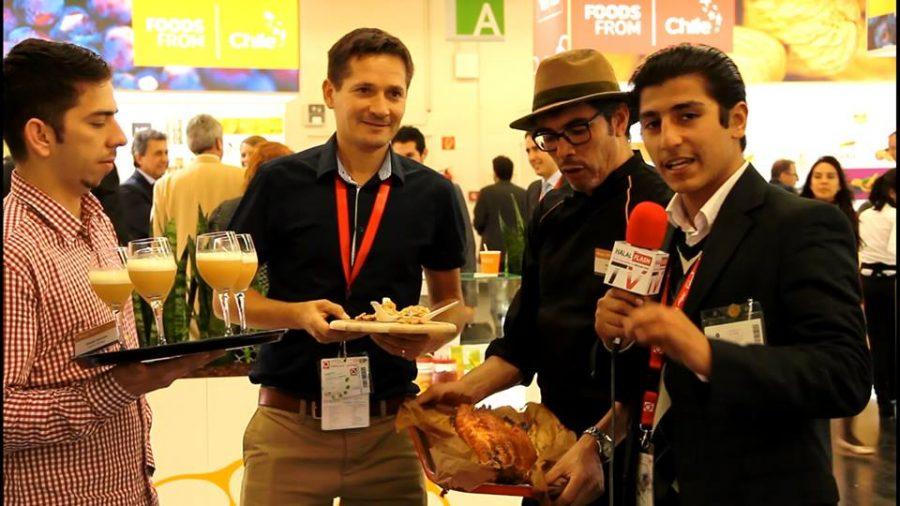 Chilehalal y HFI embajadores del Halal en Anuga