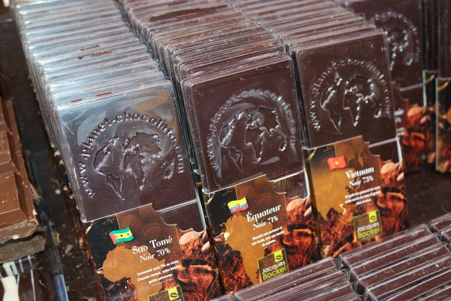 Chilehalal al Salón del Chocolate de Francia (Lyon)