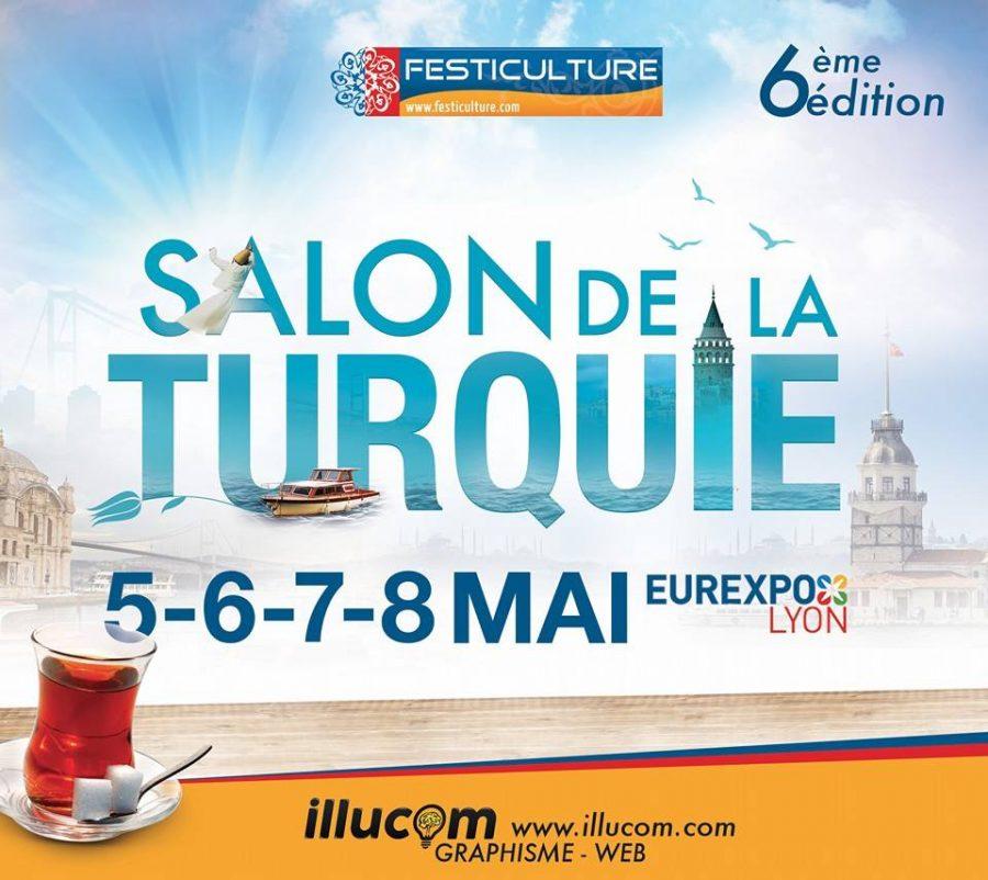 HFI & Chilehalal, presentes al Salón de la Turquía en Francia
