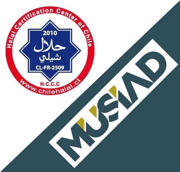 Chilehalal - Musiad logo