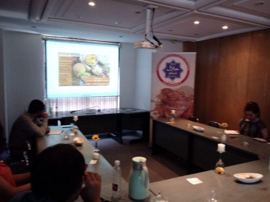 Empresas chilenas asisten al 3° Taller Halal en Santiago